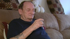 Harry May lives with chronic pain and lost his doctor after he was disciplined by the Ontario College of Physicians and Surgeons.