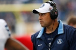 Argonauts' head coach Scott Milanovich on the sidelines during the first half of CFL action against the Winnipeg Blue Bombers in Winnipeg Thursday, June 26, 2014. (John Woods / THE CANADIAN PRESS)
