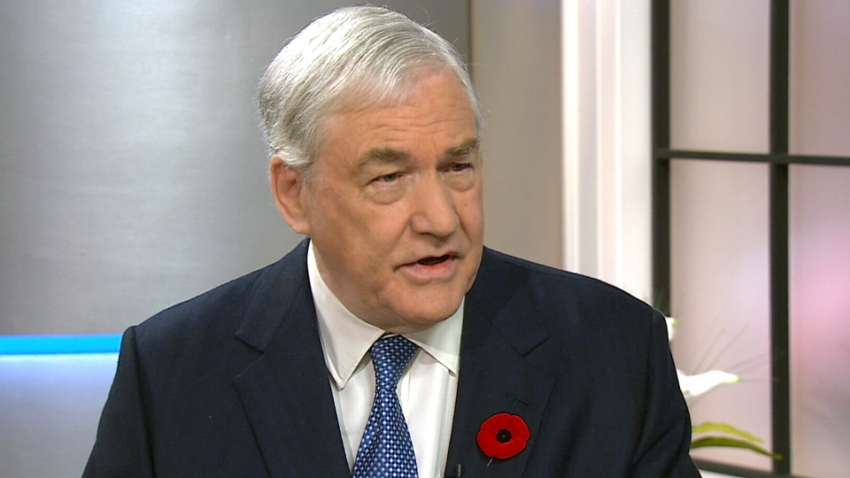 Conrad Black House Conrad Black Appears on Canada