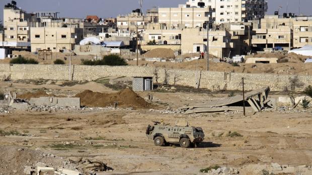 Egyptian jihadi organisation Islamic State ally