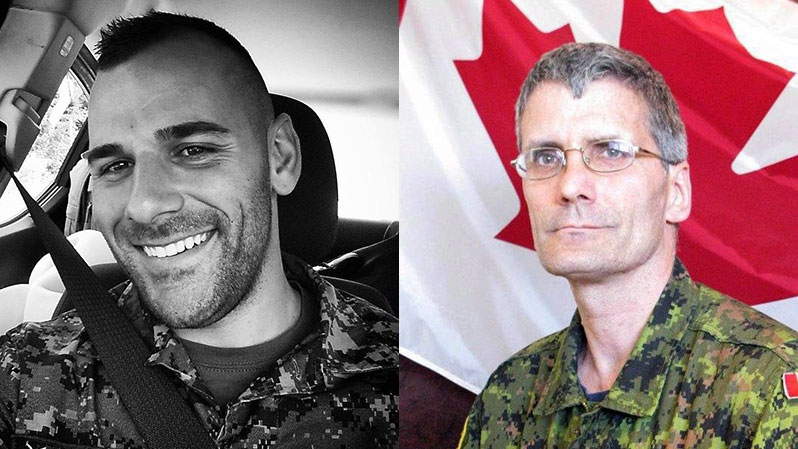 Canadian Armed Forces name operating bases in Iraq