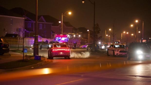 22-year-old dead after Brampton shooting | CTV Toronto News