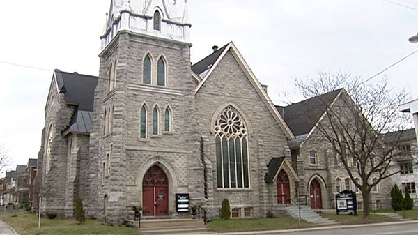 Mark Raymer, 28, was a youth pastor at Peace Tower Church on Bronson Avenue.
