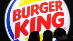 Burger King's New Delhi branch marks the 100th country to have a Burger King restaurant. (AFP PHOTO / ANNE-CHRISTINE POUJOULAT)