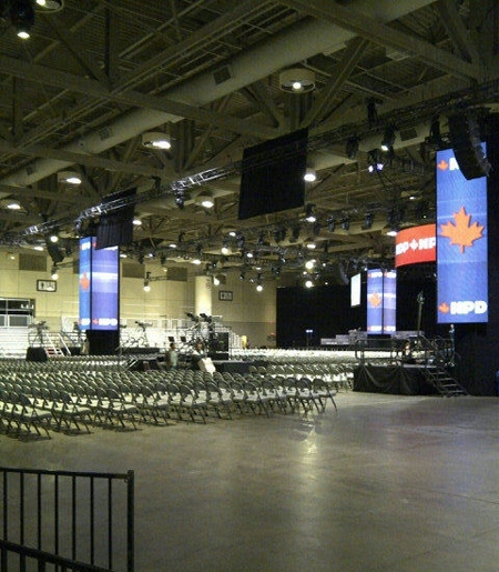 ndp, ndp leadership convention
