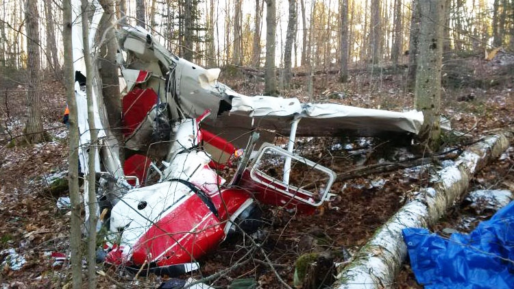 Dead Island Crashed Airplane