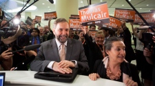 NDP Leadership, Thomas Mulcair