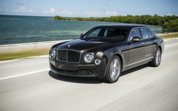First Drive: 2015 Bentley Mulsanne Speed | CTV News | Autos