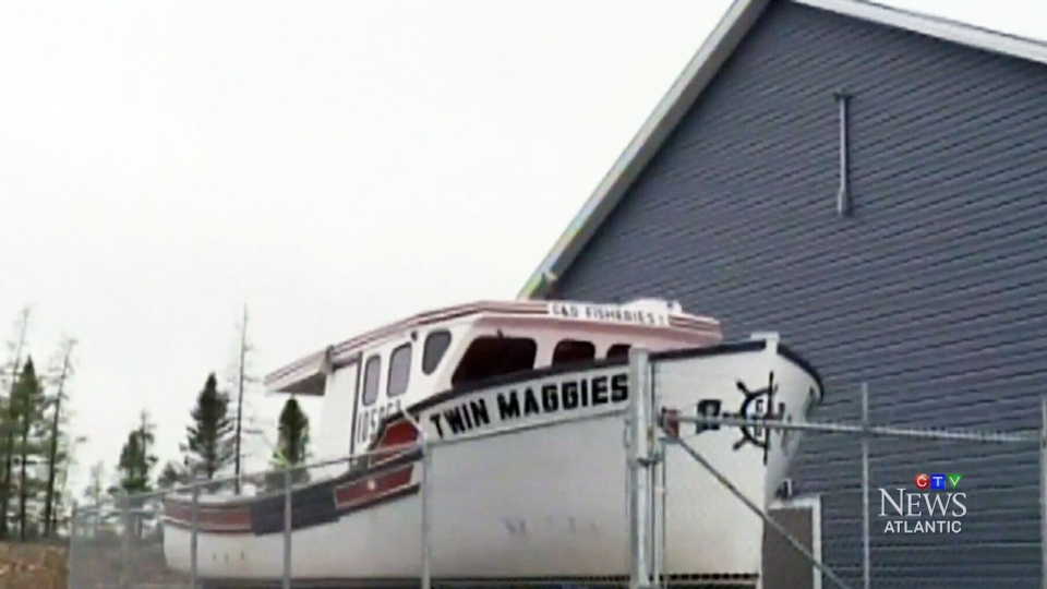 Police seized the Twin Maggies and secured it in a locked compound in nearby Arichat.