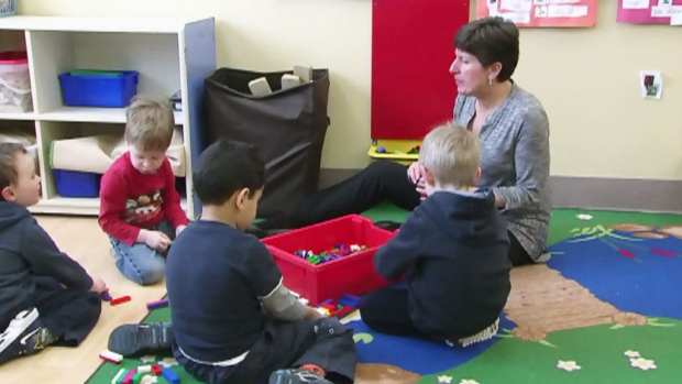 CTV News Channel: Solving the child care crisis