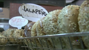CTV Montreal: Your #1 choice for bagels