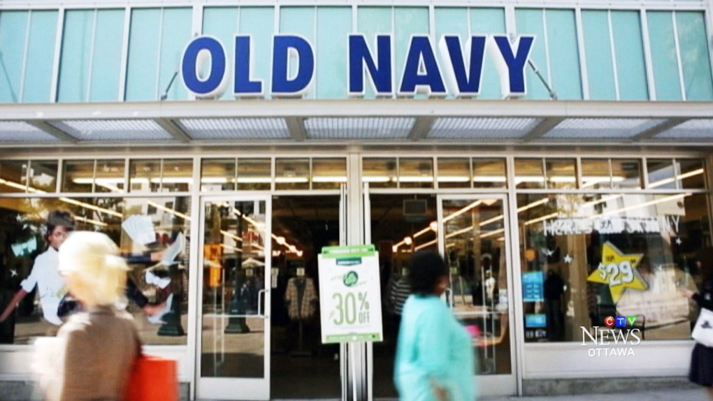 CTV Ottawa: Old Navy under fire for plus size pric