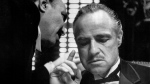 Marlon Brando as Don Corleone, in a scene from the 1972 movie, 'The Godfather.' (AP / Paramount Pictures)