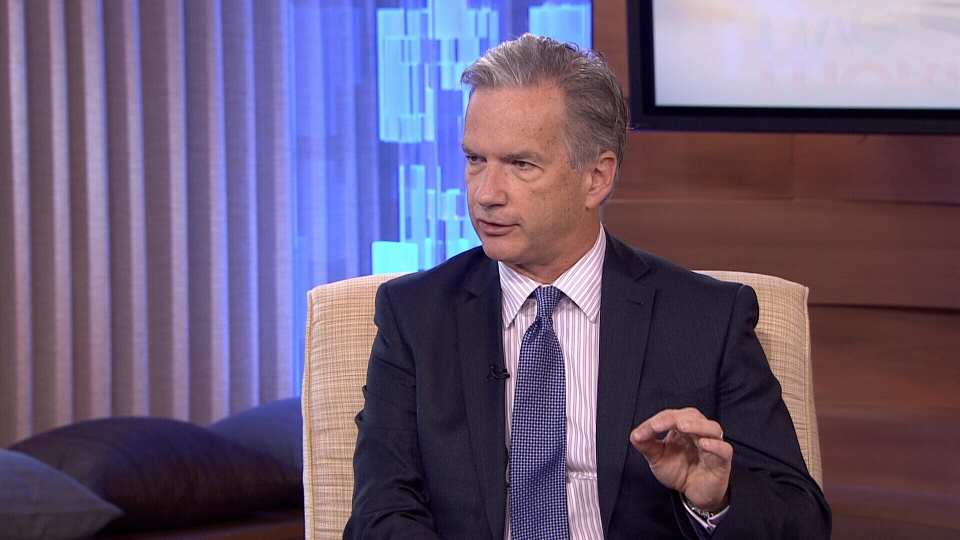 Vancouver mayoral candidate Kirk LaPointe speaks to CTV Morning Live on Nov. 14, 2014. (CTV)