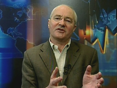 Wayne Easter, a Liberal MP from P.E.I. who is also the Liberal agriculture critic, reacts to Ritz's apology during an appearance on CTV's Canada AM on Thursday, Sept. 18, 2008.