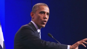 U.S. President Obama to make decision of Keystone XL pipeline.