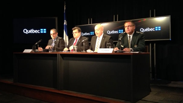 The taxi announcement was made Sunday jointly with Transports Quebec and the City of Montreal.