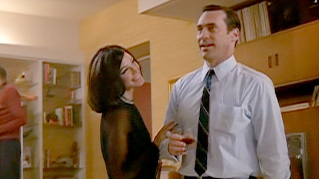 "Shown above is a file photo from the AMC drama ""Mad Men."""