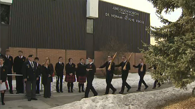 Changes In Store For Calgarys Juno Beach Academy