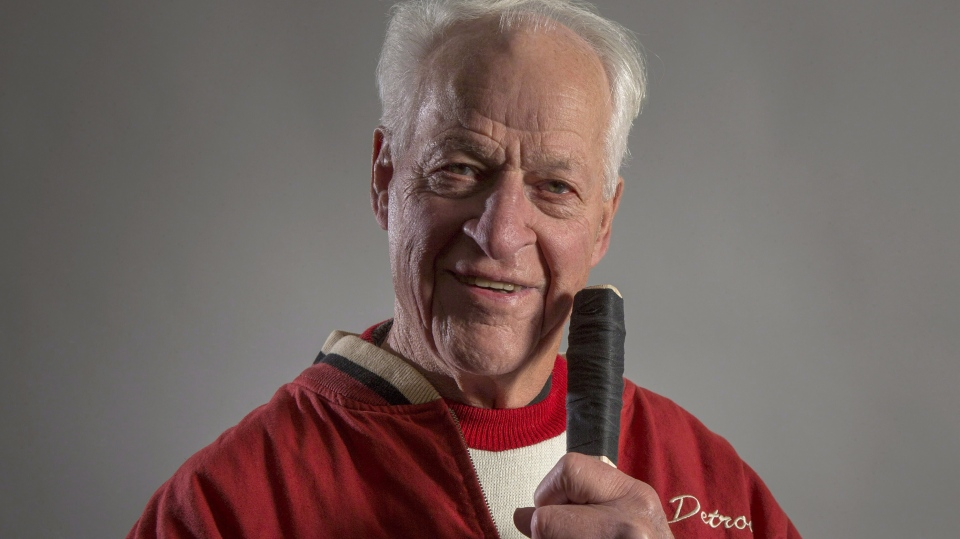 Hockey legend Gordie Howe is 'not doing well at all' after stroke, son Mark says | CTV News
