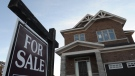 House for sale in Ottawa on Feb. 24, 2011. (THE CANADIAN PRESS IMAGES / Sean Kilpatrick)