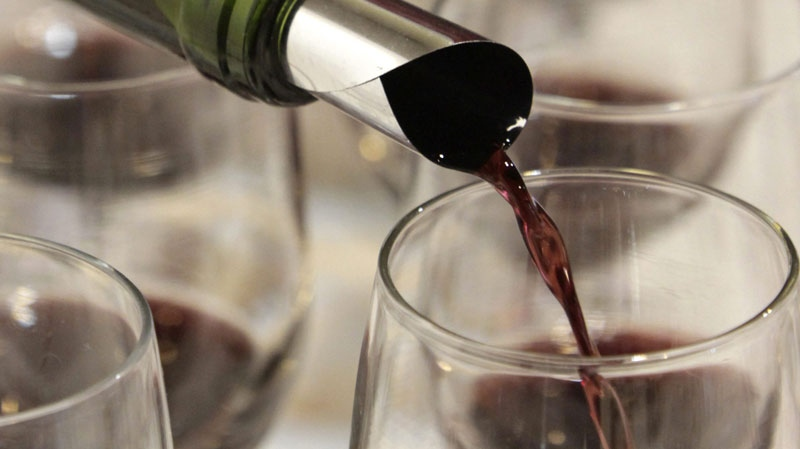 Wineries and other vendors sold $6.1 billion worth of wines during the last fiscal year, amounting to a 5.0 per cent increase in sales from the year before. (AP / Rich Pedroncelli)