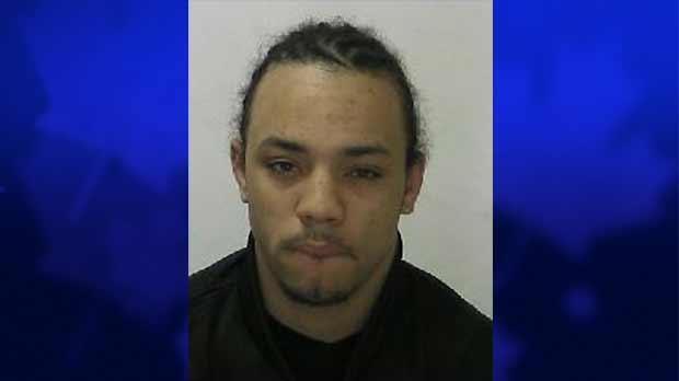 Drai O'Hara-Salmon, 19, is seen in this image released by London police on Dc. 29, 2011.