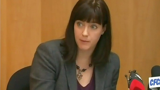 Jill Clayton says in a statement she has concerns about amendments to the Health Information Act (file photo).