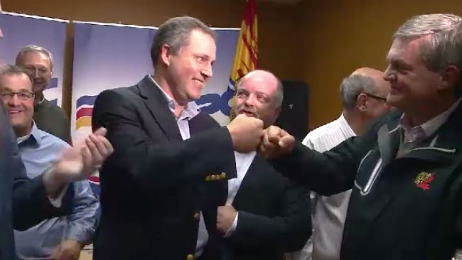 Progressive Conservative Glen Savoie will represent the New Brunswick riding of Saint John East, winning a byelection held nearly two months after he narrowly lost the seat in the provincial election.