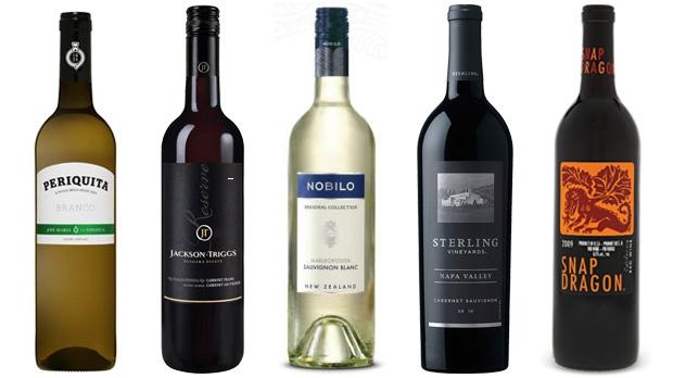 Natalie MacLean's Wines of the Week for Nov. 17