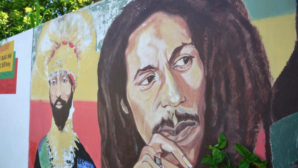 39 don 39 t worry about a thing 39 un reveals 39 world 39 s happiest for Bob marley mural