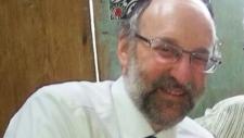 Synagogue attack victim Howard Rotman