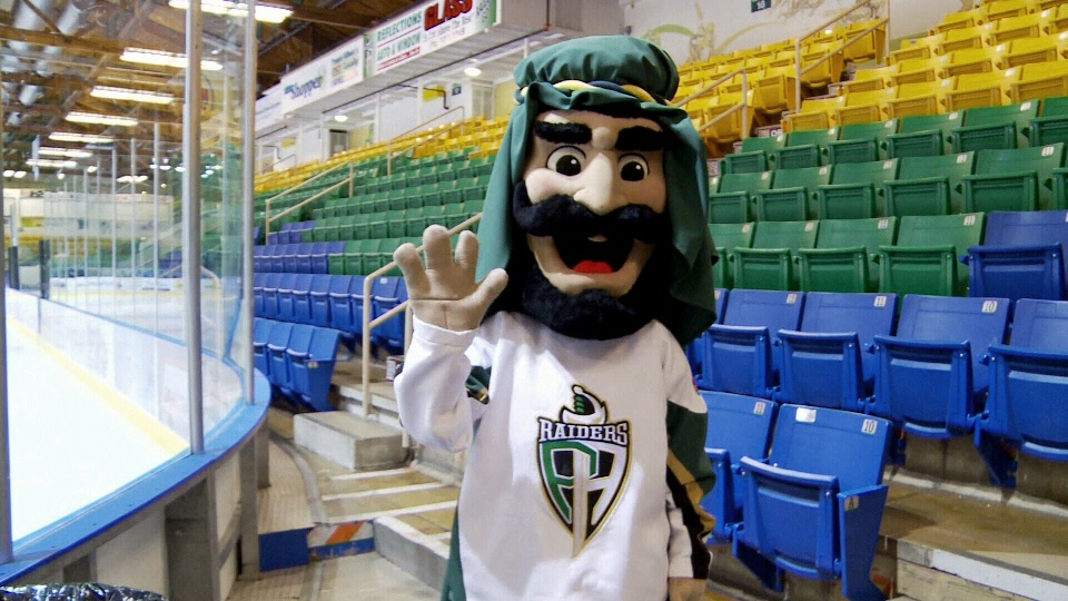 Boston Raider, a mascot recently unveiled by the Prince Albert Raiders, has been met with mixed reviews. Many say the mascot depicts old, racial stereotypes.