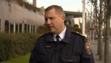 Victoria Police Chief Frank Elsner