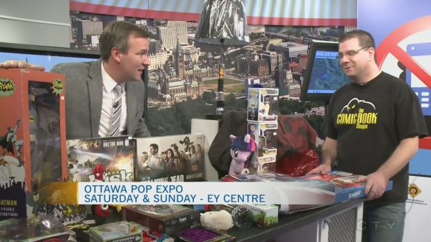 CTV Morning Live: Pop Expo | CTV News Ottawa