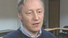Dr. Andre Corriveau resigns