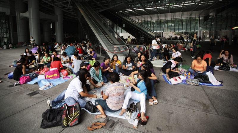 Hong Kong calls on Bangladesh to fill domestic helper