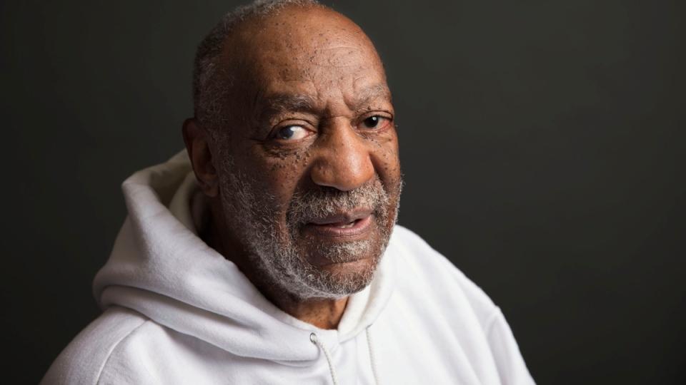 Actor-comedian Bill Cosby poses for a portrait in New York, Nov. 18, 2013. (Victoria Will / Invision)