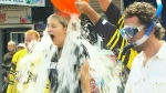 Cool number: Summer's ice bucket challenge brings