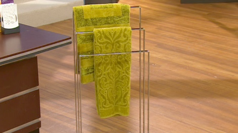 Canada AM's decor expert showcases new stylish and convenient house wares, Wednesday, March 28, 2012.