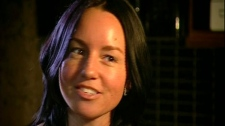 Rachelle Pitre, a Quebec crown prosecutor and skin cancer survivor.