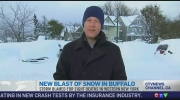 CTV News Channel: More snow in Buffalo