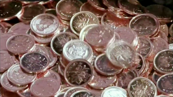 The government has decided to scrap the penny in the latest budget cuts.