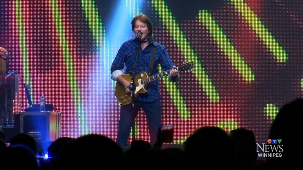 CTV Winnipeg: Rock legend John Fogerty thrills