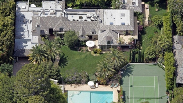 Madonna selling her Beverly Hills home for $28 million.