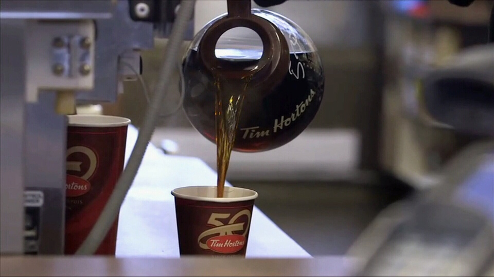 Tim Hortons is raising the price of its coffee