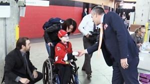 CTV Ottawa: 14-year-old NHL scout