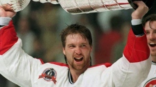 Some would like to see Habs' legendary backstop Patrick Roy running the team. (CP file photo)