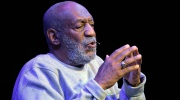 Comedian Bill Cosby performs during a show at the Maxwell C. King Center for the Performing Arts in Melbourne, Fla., Friday, Nov. 21, 2014. (AP / Phelan M. Ebenhack)