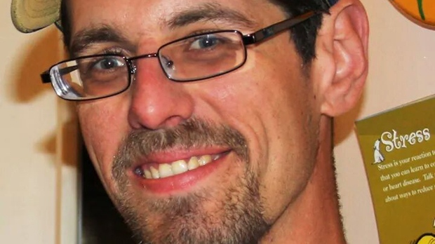 A relative of 34-year-old Oakbank man killed while working at a commercial facility identified him as Justin Dann-Taman.